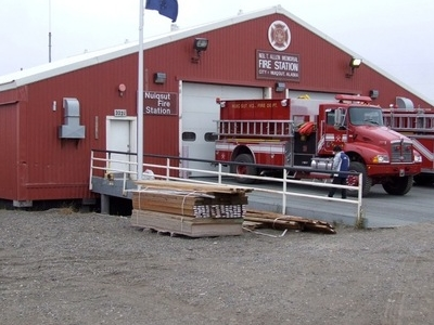Nuiqsut  Fire  Station