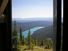 Numa Ridge Trail At Glacier - Montana - USA