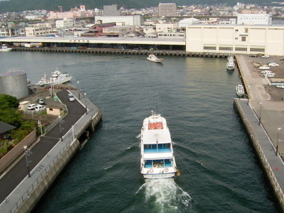 Numazu  Port