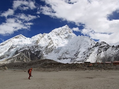 Nuptse Along Kalapatthar Trek - Nepal Himalayas