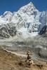 Nuptse & Everest From Kalapatthar - Nepal