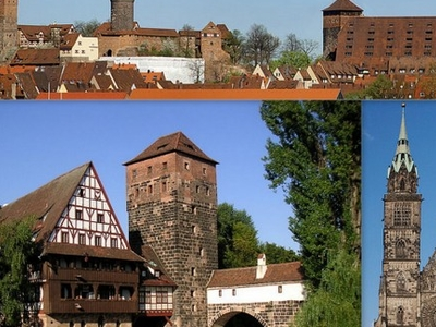 Nuremberg Collage