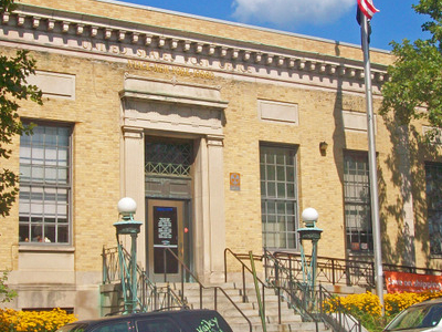 Nyack  N Y Post Office