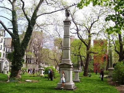 New York Marble Cemetery