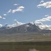 Nyenchen Tanglha Mountains Viewed FromQinghai-Tibet Railway