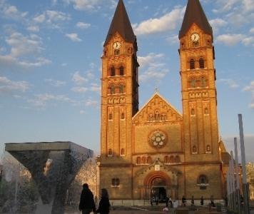 Nyiregyháza's Roman Catholic Church