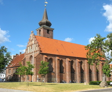 The Abbey Church In Nykobing