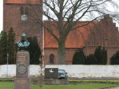 Nykobing Sjaelland Church