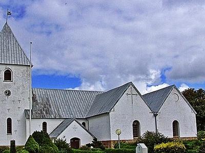 Nysogn Kirke I Kloster