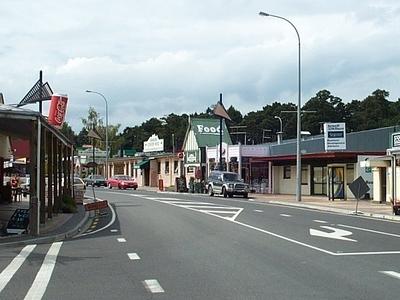 Ohakune Main Street