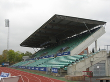 Nadderud Stadion Main Stand
