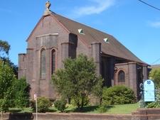 Naremburn St Cuthberts Anglican Church