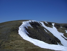Narrow East Ridge Of Sgairneach Mhor
