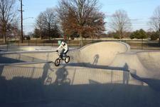 Metro Nashville Skatepark