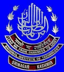 National Institute Of Technology Srinagar Logo