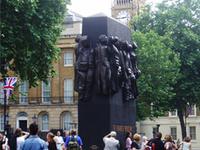 Mulheres da Segunda Guerra Mundial Monumento