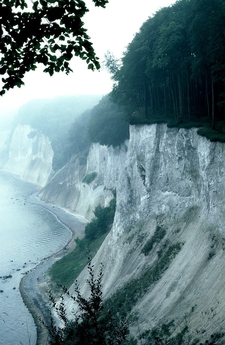 Cliffs And Coast-line