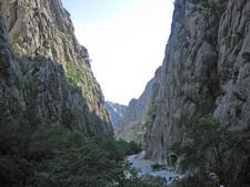 Velika Paklenica Gorge