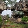 Natural Stone Arch In Tirumala
