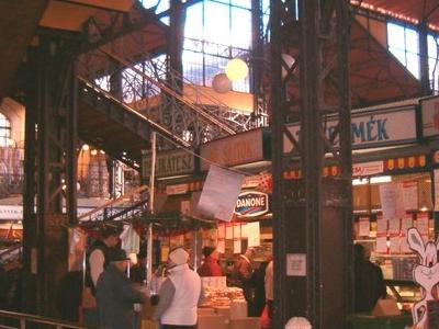 Inside The Great Market