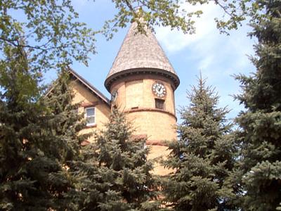 OldMain At North Dakota State University