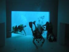 Underwater House At Nemo