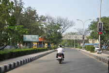 The Entrance Road