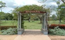 New Farm Park Gate