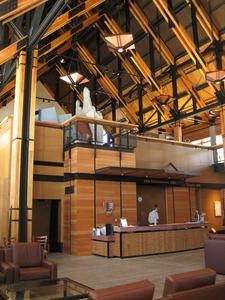 New Jackson Visitor Center