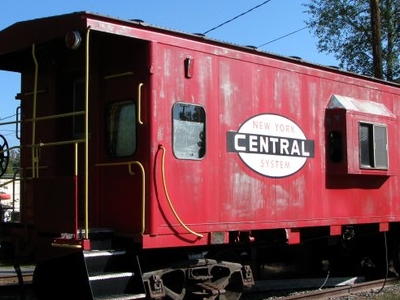 New York Central Caboose