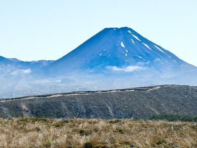 Ngauruhoe From Mount Ruapehu
