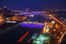 Huzhou In Night