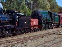 Pichi Richi Ferrocarril Preservation Society