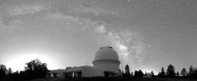 Naval Observatory Flagstaff Station In Operation
