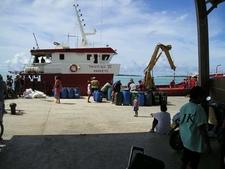 Maupiti Supply Ship