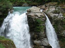 Nooksack Falls View