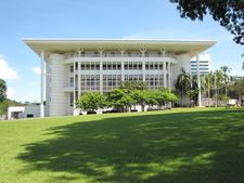 Parliament House In Darwin