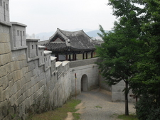 North Gate Of The Dongnae Eupseong Site