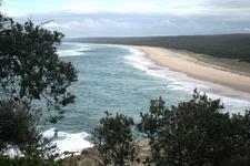 North Stradbroke Island Brisbane Queensland Australia