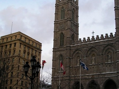 Place D Armes And Notre Dame Basilica