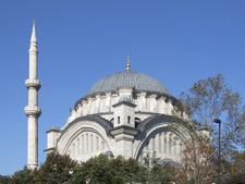 Another View Of Nuruosmaniye Mosque