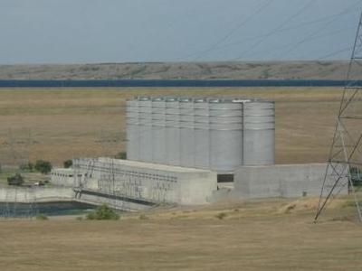 Oahe Dam