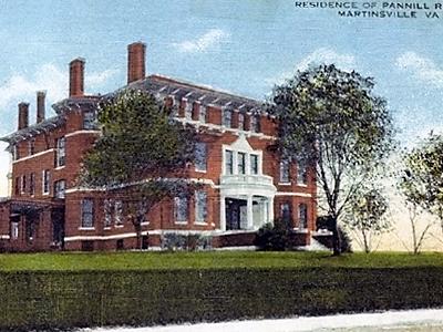 Oak  Hall  Martinsville