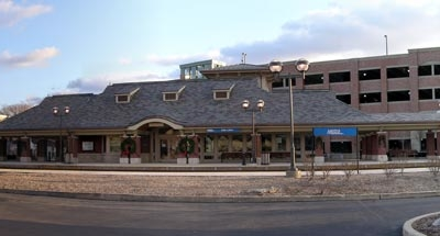 Oak Lawn Metra Station Sm