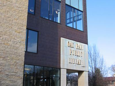 Oak Park Library