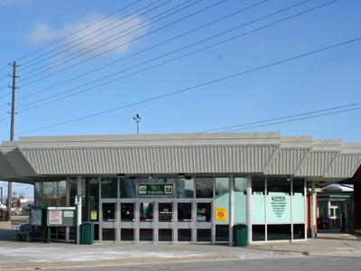Oakville G O Station