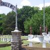 Oakwood Cemetery G A R Circles
