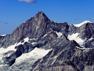 Ober Gabelhorn From Klein Matterhorn Observation Platform