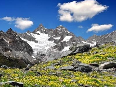 Ober Gabelhorn - Swiss Alps