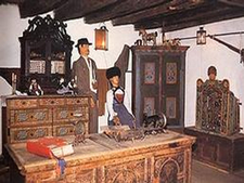Obertilliach Local Heritage Museum Tyrol Austria